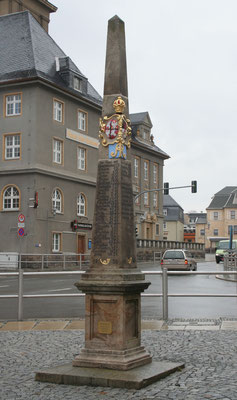 Distanzsäule Geyer