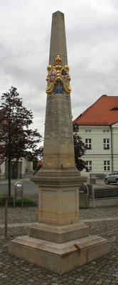 Distanzsäule Ortrand