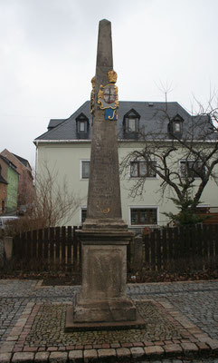 Distanzsäule Elterlein