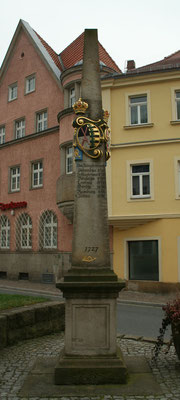 Distanzsäule Königstein