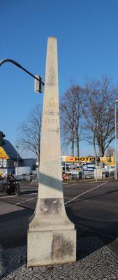 Ganzmeilensäule Röhrsdorf