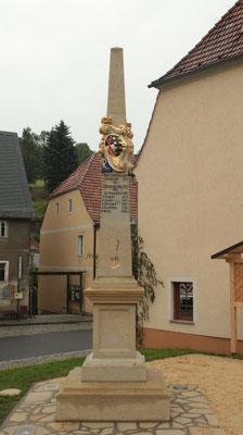 Distanzsäule Liebstadt