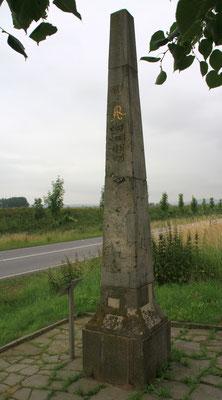 Ganzmeilensäule Köttewitz/ Meusegast