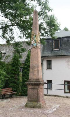 Distanzsäule Geringswalde
