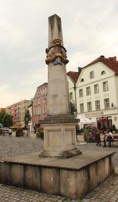 Distanzsäule Lubán/ PL