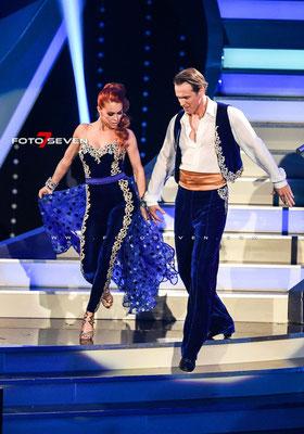 Ralf Bauer & Oana Nechiti