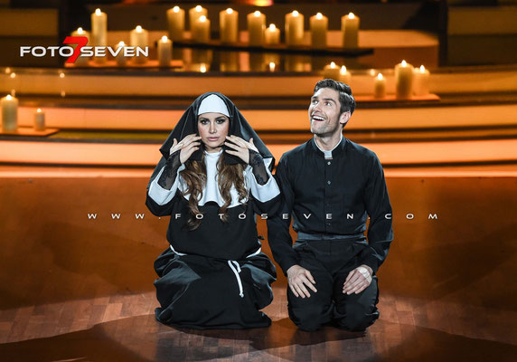 Enissa Amani & Christian Polanc