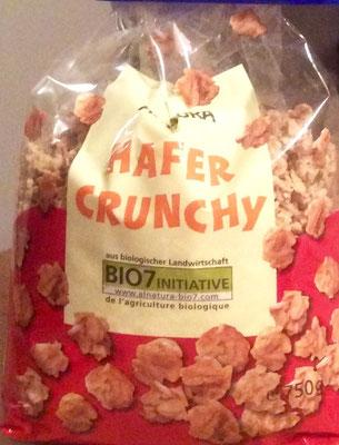 Hafer Crunchy?