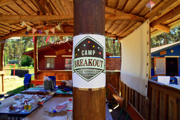 Camp Breakout DIY-Area