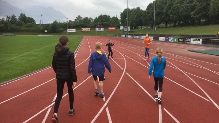 16.5.18 - Trikids Training in Schaan