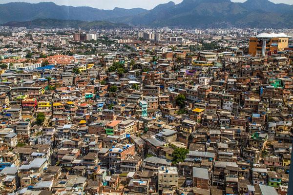Complexo do Alemâo - Rio de Janeiro