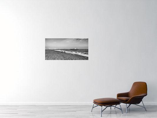 Brighton Pier, Alu Dibond 110x55cm, 425.00 CHF