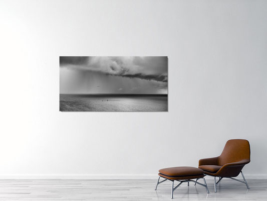 Irish Sea, Alu Dibond 160x80cm, 877.00 CHF