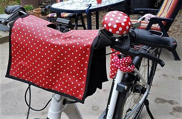 E-Bike, Rot gepunktet