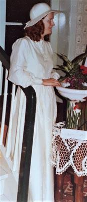 70er  Jahre Braut