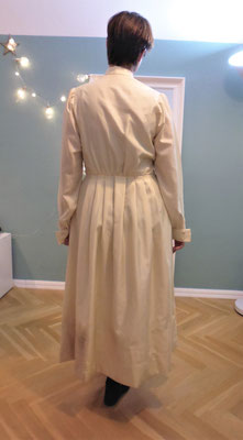 Mutter Brautkleid 1970