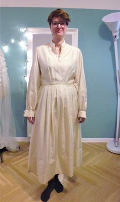 1970 Brautkleid
