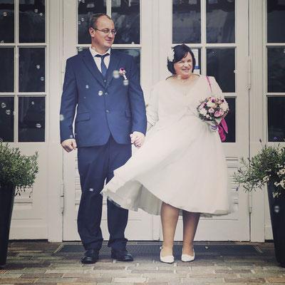 50er Jahre Hochzeit