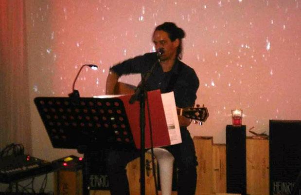 Zeljko Sarkan alisa ROKIZELJKO LIVE MUSIK in der Peppers Lounge Hotel Pfefferkorn Lech am Arlberg