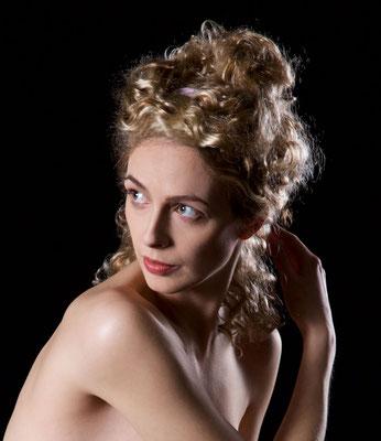 Fotografin Tina Peißker, Model Andrea Rudolph