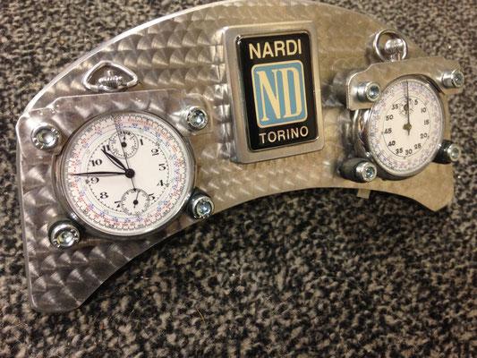 montre chronometre nardi aluminium bouchonné
