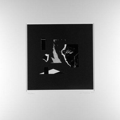 Tristano, 2013 (Collage)