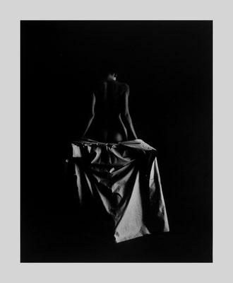 Dorothy Disrobing, 1956