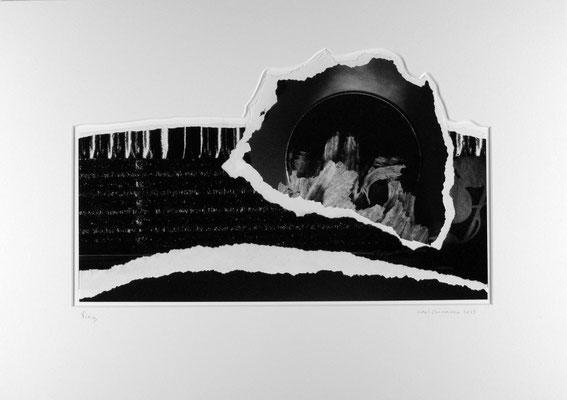 Ying, 2013 (Collage)