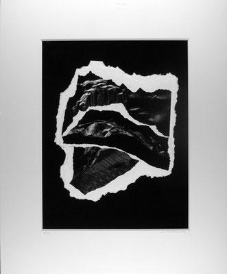 Miles, 2013 (Collage)