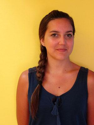 Coralie Raymond, Auxiliaire de puériculture