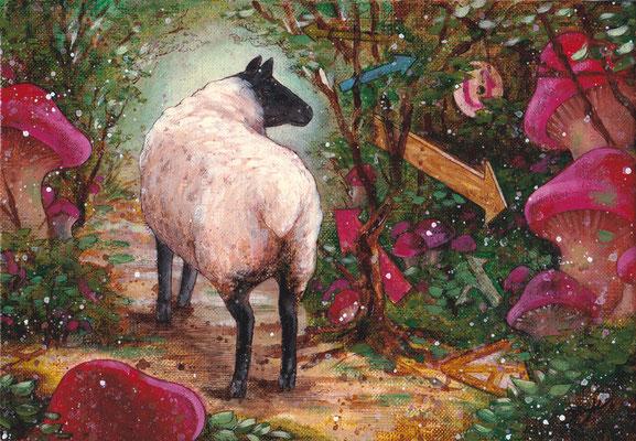 stray sheep 売約済