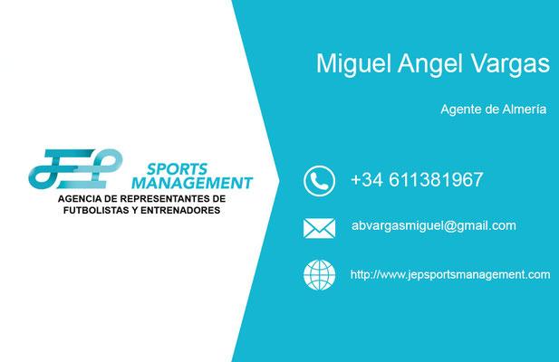 Miguel Angel Vargas Aguilar