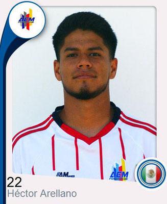 Héctor Daniel Arellano Rocha