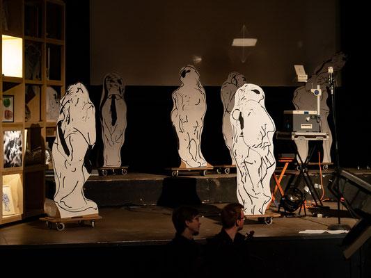 Figurinen. Andree Volkmann