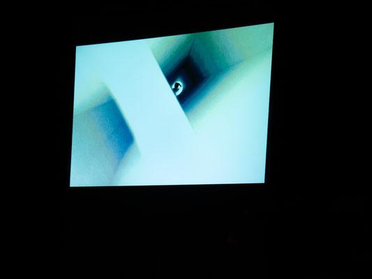 the whole thing / im ganzen ein loch. Film. 03:43 Min. 2012. Olivia W. Seiling