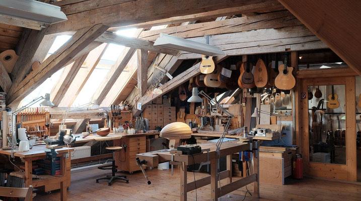 Meine Werkstatt im alten Feuerhaus, Füssen