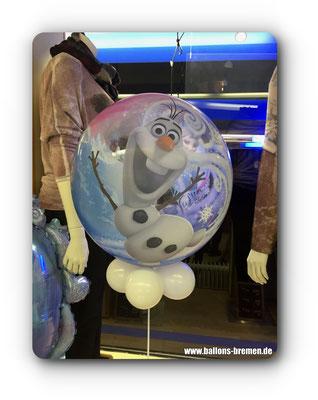 Olaf aus Luftballons