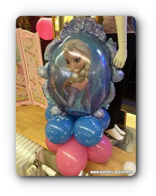 Frozen Ballongeschenk