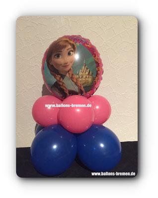 Anna als kleines Ballongeschenk