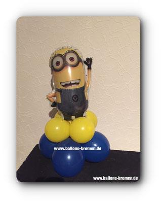 Luftballon Minion