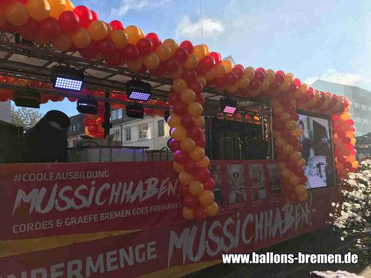 Freimarktsumzug 2018 - Bremen