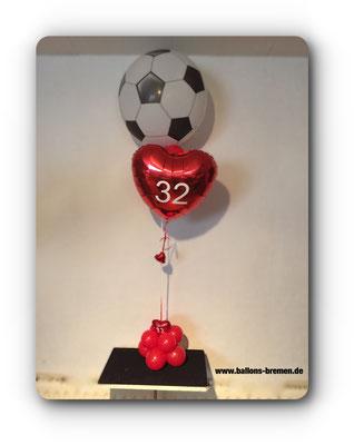 Geschenk zum 32. Geburtstag