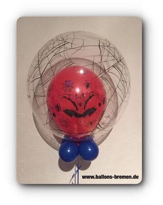 Spidermanals Luftballon