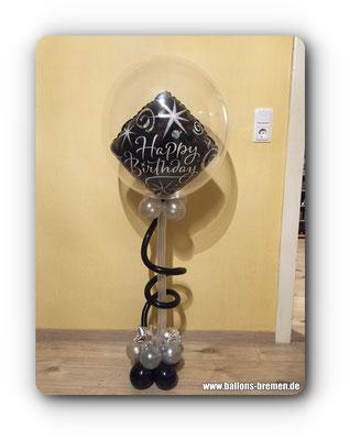 Happy Birthday Luftballon