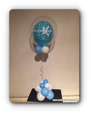Geschenk aus Ballon