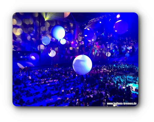 Viele Gäste bei der großen Geburtstagsfeier in der ÖVB-Arena
