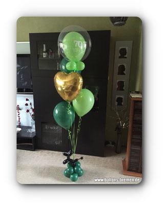 Geschenk zum 70. Geburtstag