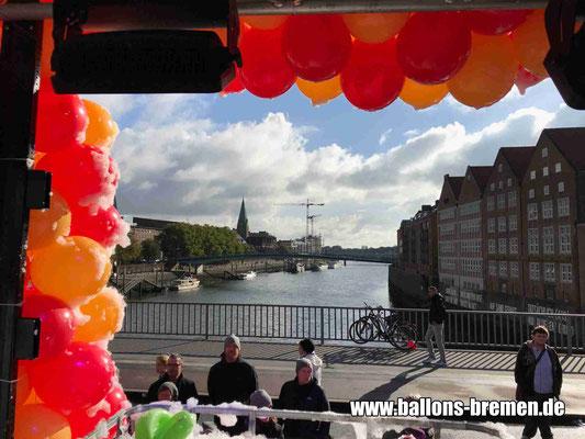 Freimarktsumzug 2018 - Bremen die Weser