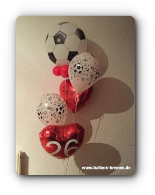 Geschenk für einen Fußballfan