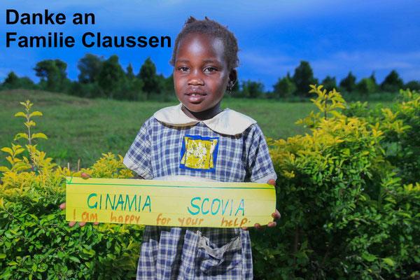 Ginamia Scovia - Fam. Claussen